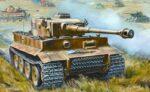 WWII Dt. KPz Tiger I Click-Kit
