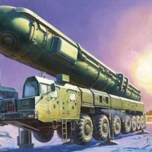 TOPOL M Missile Launcher