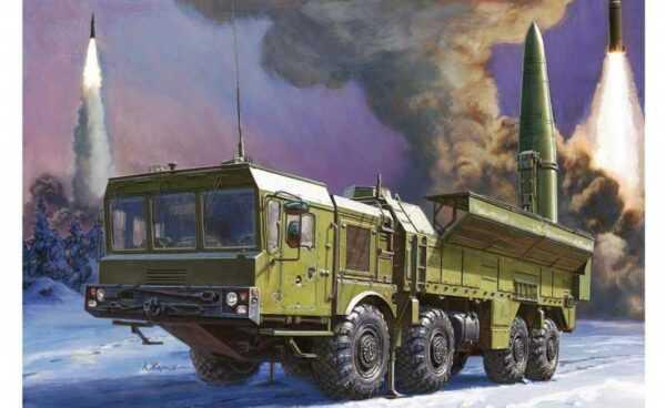 9K720 Iskander (SS-26 Stone)