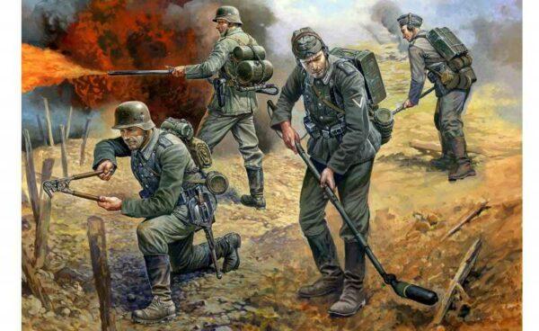 WWII Deutsche Sturmpioniere