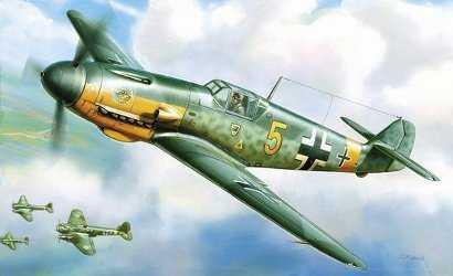 Messerschmitt Bf 109 F-2 Wargame AddOn