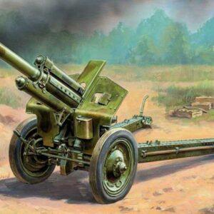 WWII Wargame AddOn Sov.M30 Haubitze