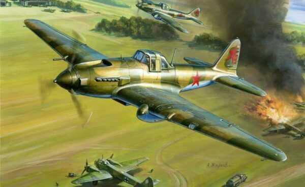 WWII Wargame AddOn Sov.IL-2 Storm.