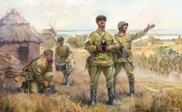 Soviet HQ WWII