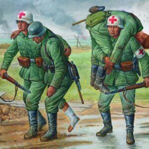 Deut.Medizinisches Personal 1941-43