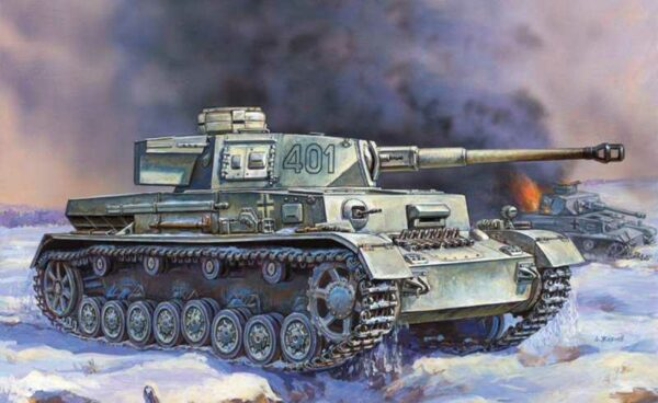 WWII Wargame AddOn Pzkpfw.IV Ausf.D
