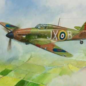 Hurricane Mk-1