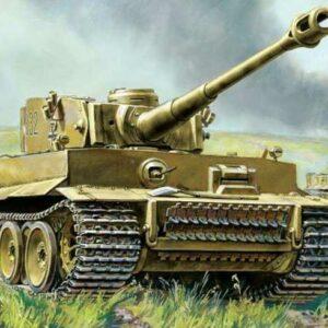 Tiger I - German Heavy Tank