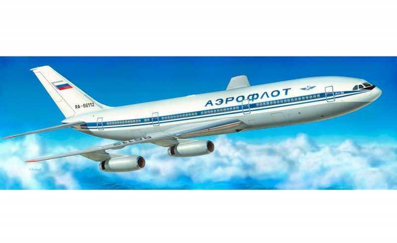 Civil Airliner IL-86