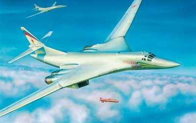 TU-160 Rus.Sup.Bomber BlackJack