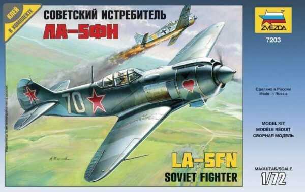 Lavotchkin LA-5 FN Sov.Fighter