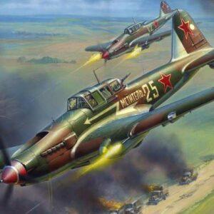 Ilyushin IL-2M Soviet WWII