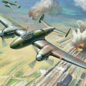 Petlyakov Pe-2 Soviet fighter/bomber