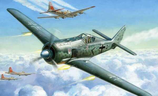 Focke Wulf 190A4