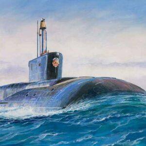 Borey-Class Russ.Nuclear Submarine
