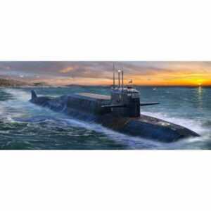 Delfin Nuklear-U-Boot Delta IV Kl