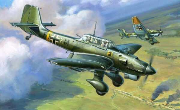 Junkers Ju 87 Stuka - Wargame AddOn