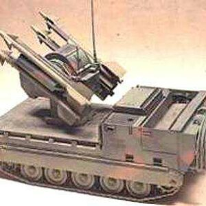 M730A1 CHAPARRAL - Air Defense Missile System