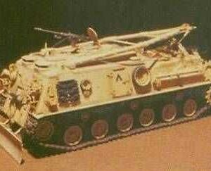 M88 A1 Recovery Tank