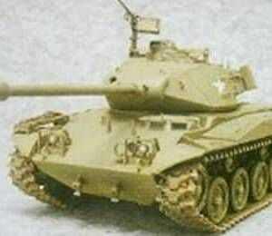 M41A3 WALKER BULLDOG LIGHT TAN