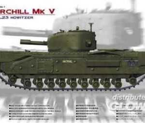 Churchill MK V tank