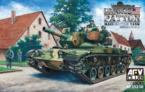 M60A2 Patton Tank (late version)