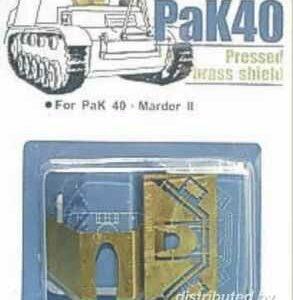 BRASS SHIELD PAK40