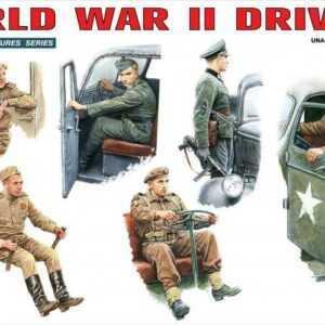 WW II Fahrer