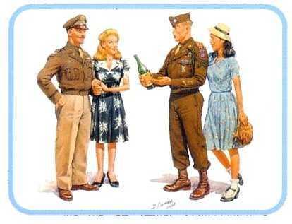 V-Day Europe 1945