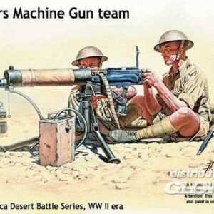 Vickers machine-gun crew