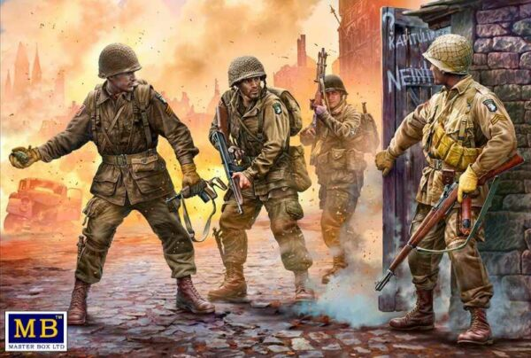 US Paratroopers