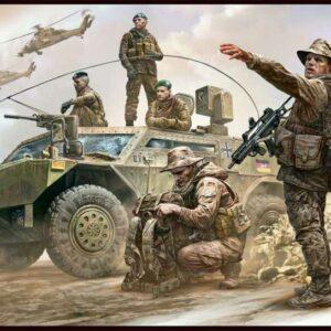 German Military Men - Bundeswehr