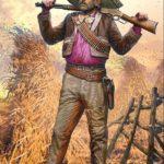 Pedro Melgoza – Bounty Hunter – Outlaw Gunslinger series – Kit No.1