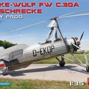 Focke-Wulf Fw C.30A Heuschrecke - Early Production
