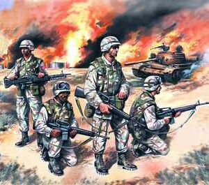 US Elite Forces in Iraq