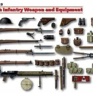WWI Britische Infanterie