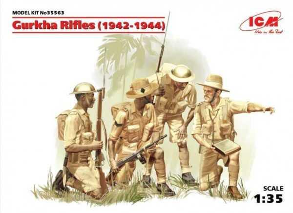 WWII Gurkha Rifels
