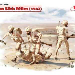 WWII Indische Sikh Rifels