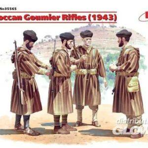 WWII Marokkanische Goumier Rifles