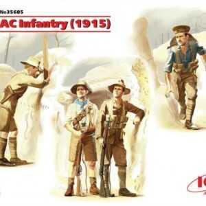 WWI ANZAC Infanterie