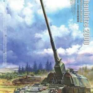 Panzerhaubitze 2000 - German self-propelled howitzer