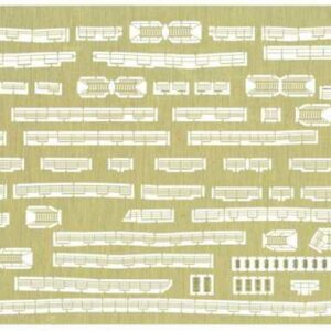 Hikawamaru Detail Up Etching Parts Basic.