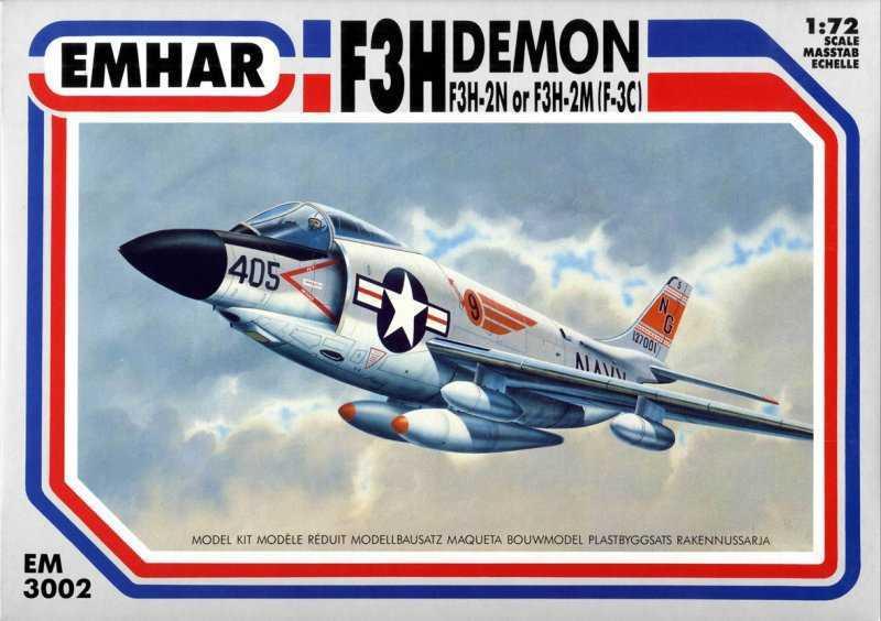 McDonnell F3H-2N/2M Demon