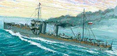Torpedoboot Mazur 1935