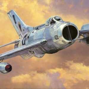 Jian Ji-6-Shenyang F-6