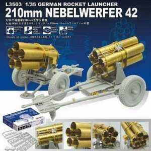 210mm Nebelwerfer 42