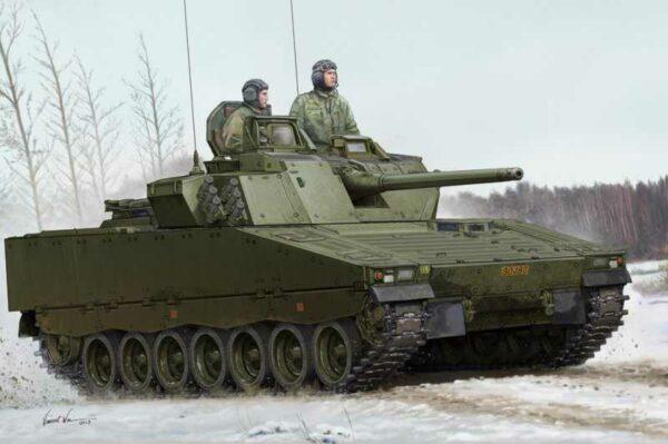 Swidish CV9030 IFV