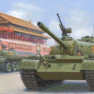 PLA 59 Medium Tank-early