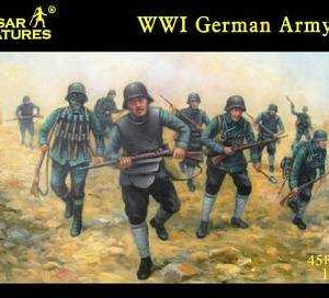 WWI German Army
