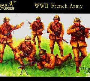 WWII French Army